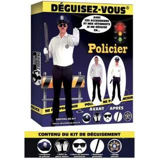Kit accessoires policier