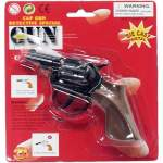 Pistolet à amorces 8 coups