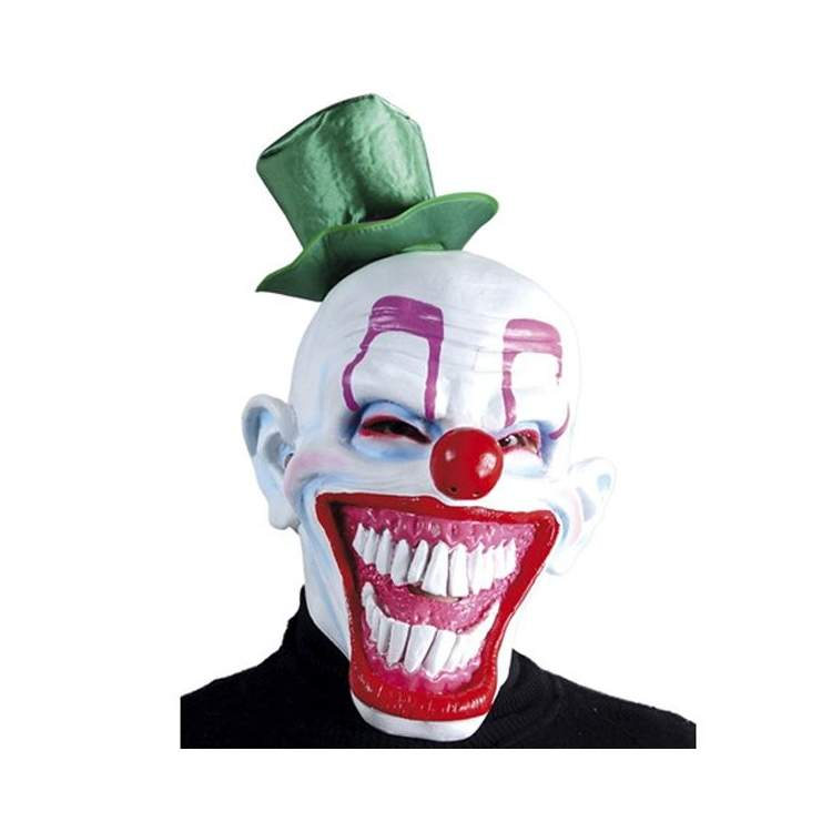 masque clown tueur m ga f te. Black Bedroom Furniture Sets. Home Design Ideas