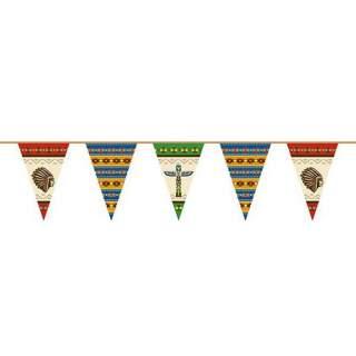 Guirlande motifs indiens