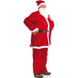 Costume Père Noël US éco