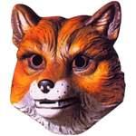 Masque enfant renard