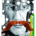 Moustache Gaulois rousses