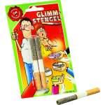 2 mégots de cigarettes avec longues cendres