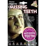 Crème effet dents cassées