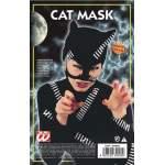 Masque Catwoman tissu