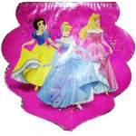 Guirlande drapeaux Princesses Disney